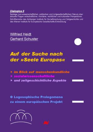 Titelseite: Auf der Suche nach der Seele Europas
